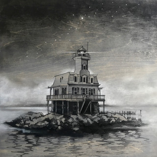 Bug Lighthouse | SOLD