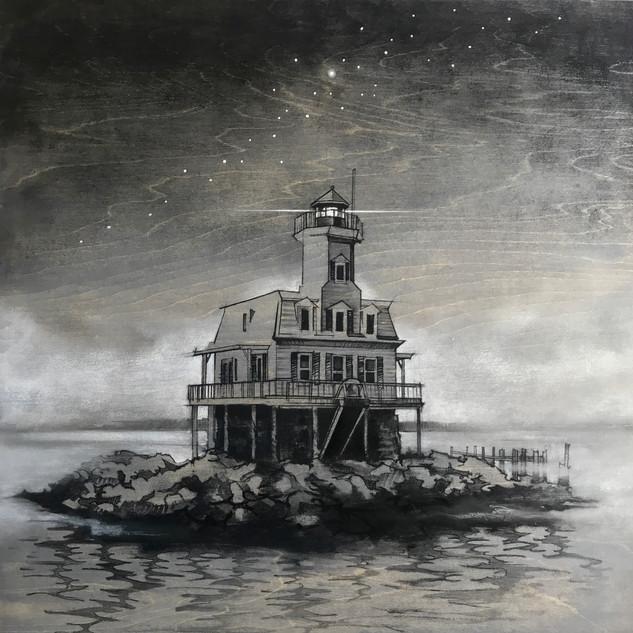 Bug Lighthouse | SOLD