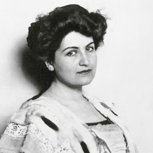 ART AND MUSIC: The Fascinating Life of Alma Mahler