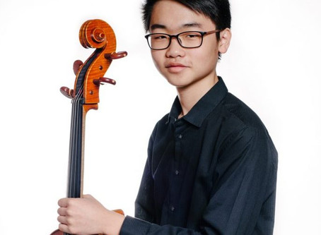 2016 Concerto Competition Winner: Wujin Kim
