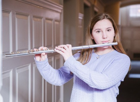 2018 Concerto Competition Winner!