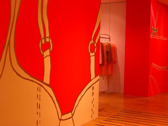 motif lingerie