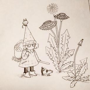 Botanical Witches