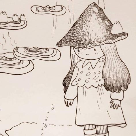 Reishi witch
