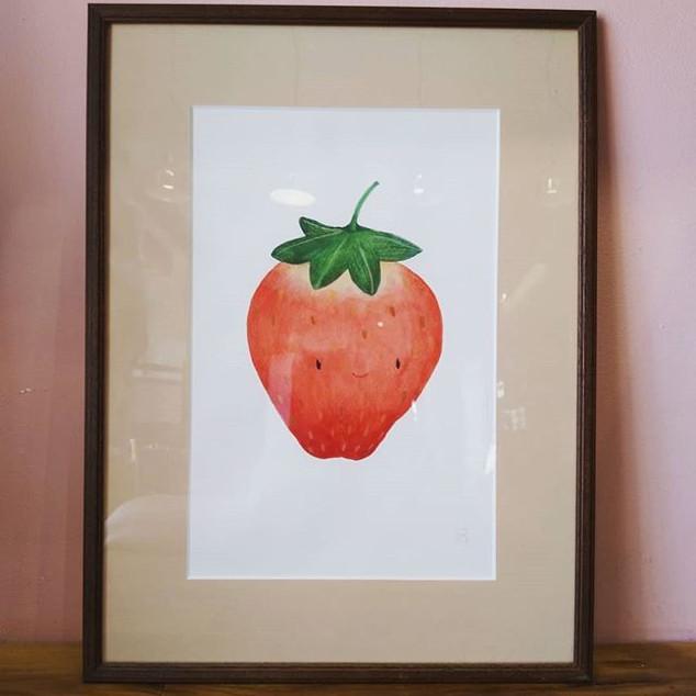 Douce fraise