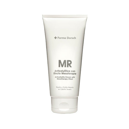ANTICELLULITE BODY CREAM WITH MESOTHERAPY EFFECT