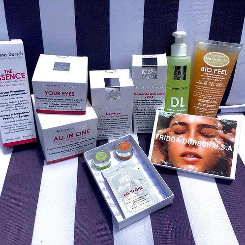 Rejuvenating Facial Kit