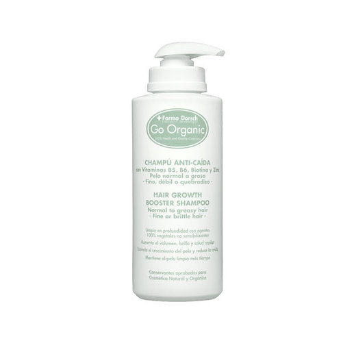 HAIR GROWTH BOOSTER SHAMPOO NORMAL TO GREASY HAIR 500ml