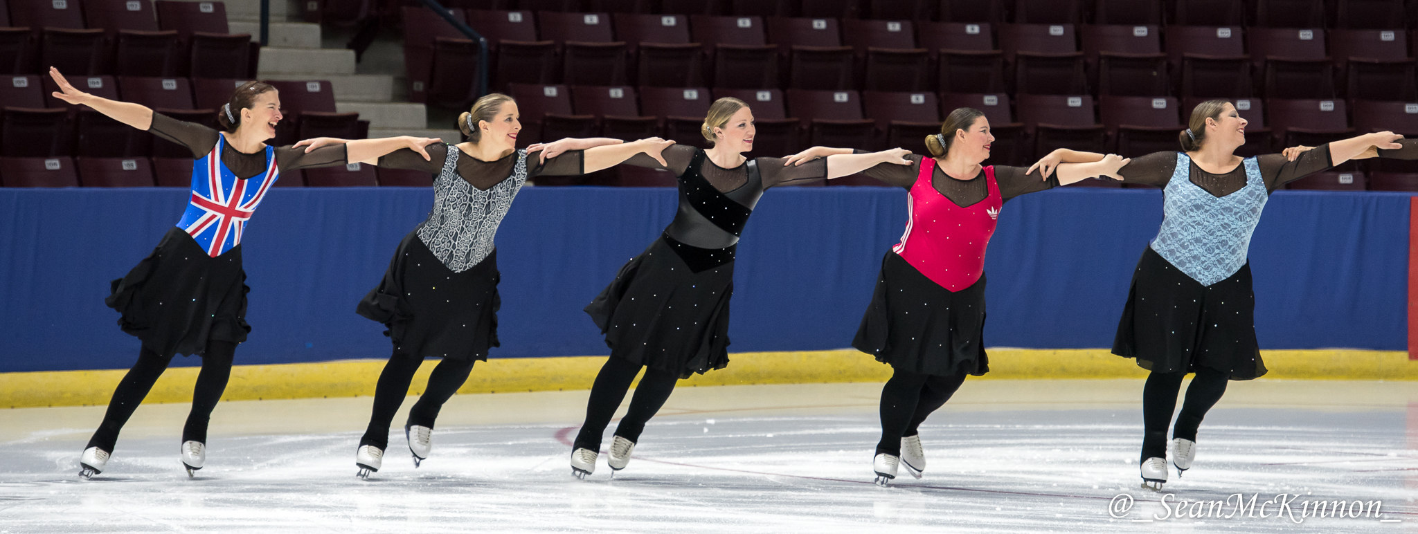 Mid Ice Crisis Adult2016 Spice Girls