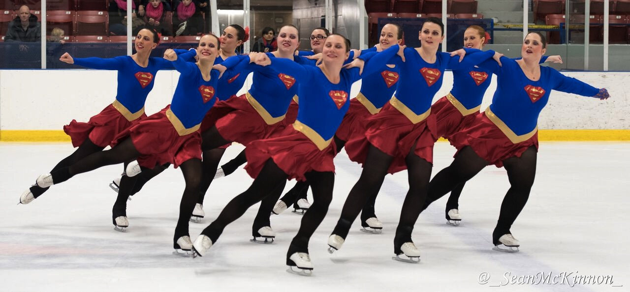 Iced Energy Adult 1 2016 Supergirl