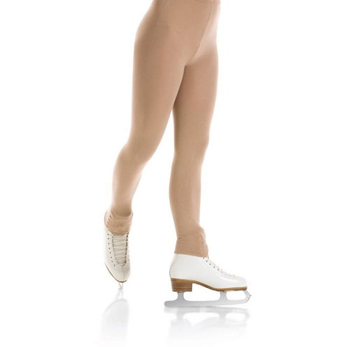 3393 Footless Natural matte tight