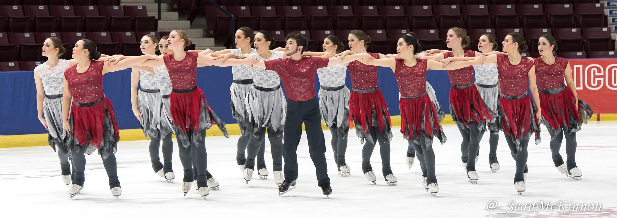 National Ice Caps Open 2016 Haunted