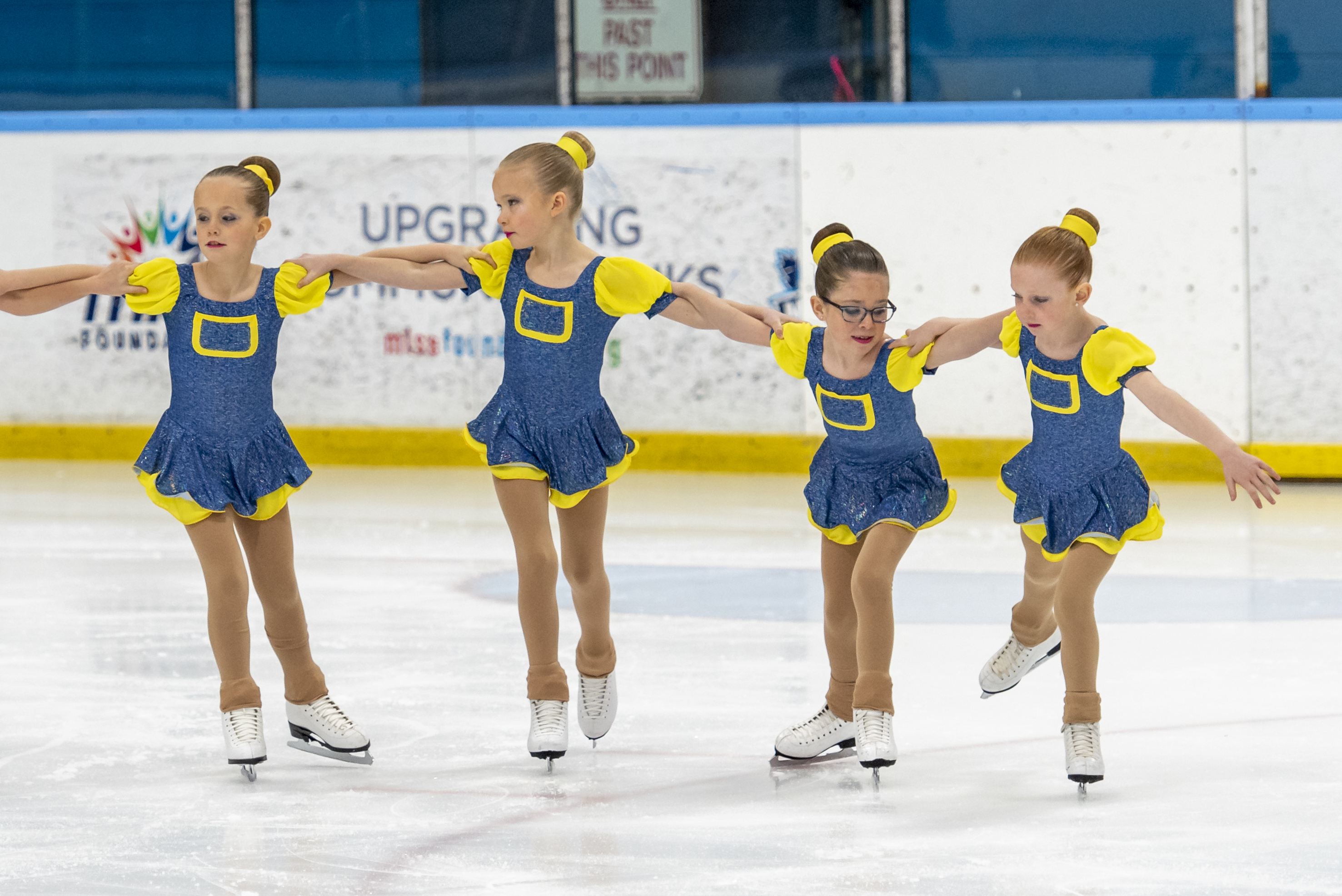 Ice Unite Beginner 2018 - Minions