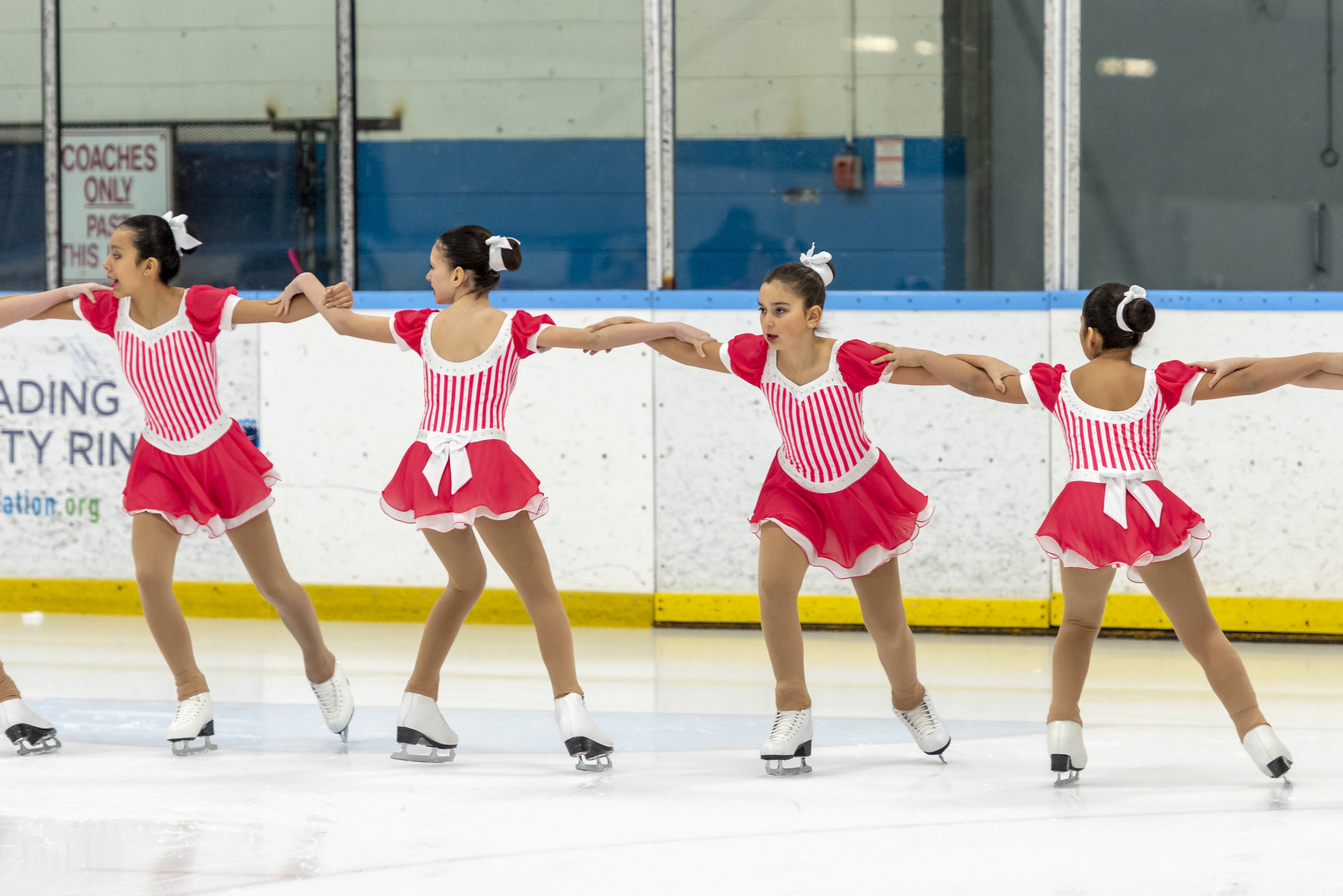 Ice Unite Elem. 2018- Candy Stripers