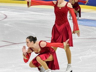 From There to Here in Synchronized Skating ...A Look Back