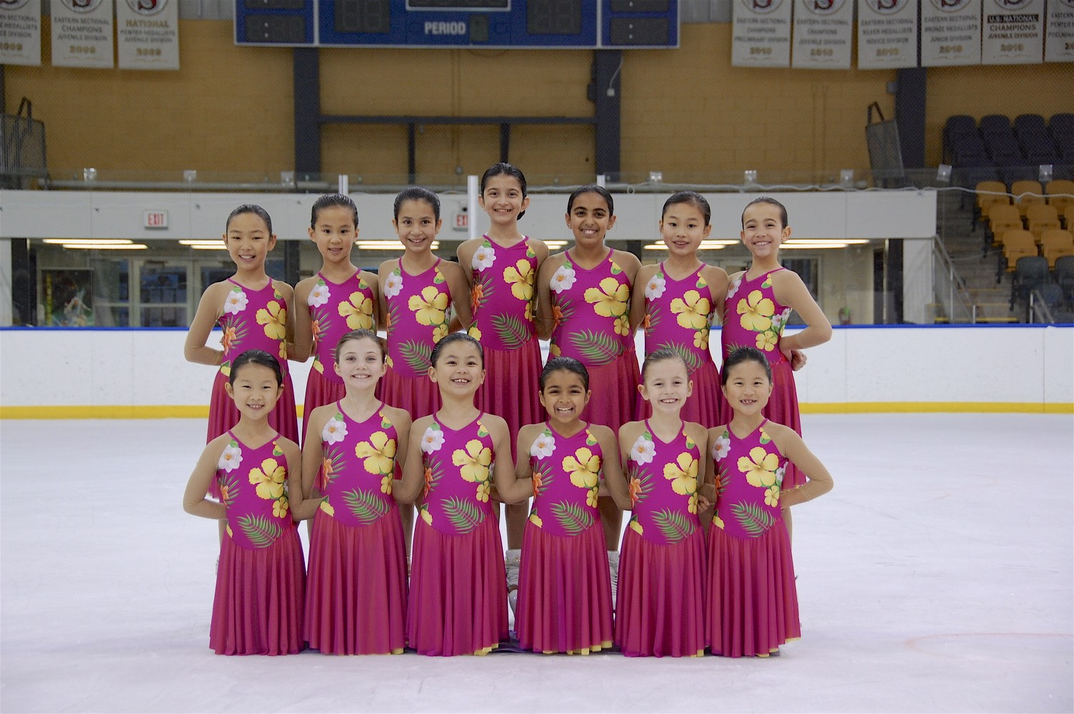 Synchroettes Preliminary 2019