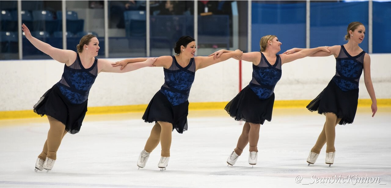 Harmony on Ice 2016 Pitch Perfect 2