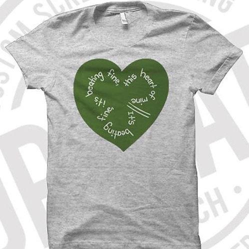 Heart and Clover T-Shirt