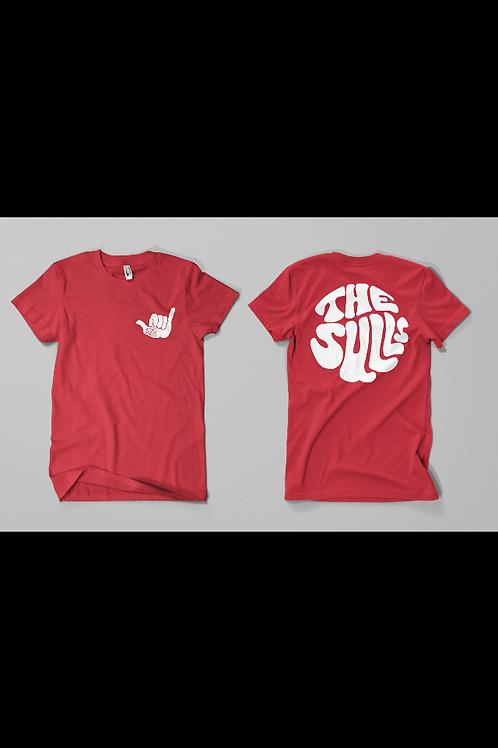 Red Shaka T-Shirt