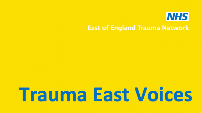 Trauma East Voices