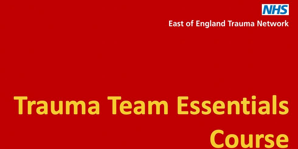 Trauma Team Essentials Course (TTEC)