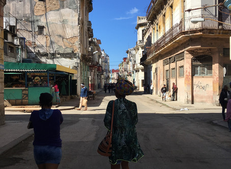 How Cabbage Saved My Trip to Cuba Sans Nursling
