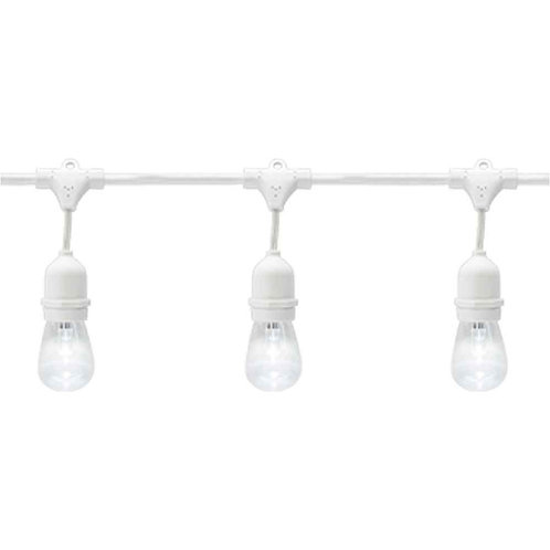 100ft White Bistro Lights