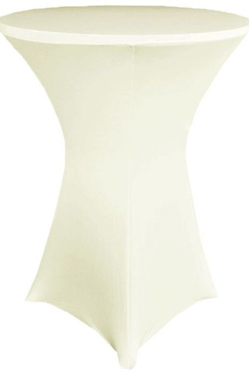 Ivory High Top Linen (30 Inches)