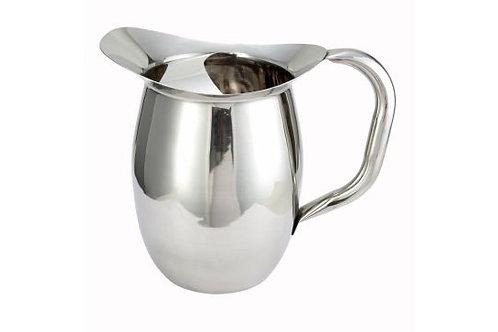 Silver Tea Pitcher