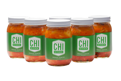 Vegan Kimchi Lover- 6 pack