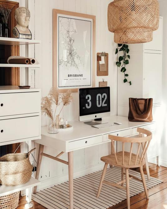 home office decor, styling my home office, home office decor ideas