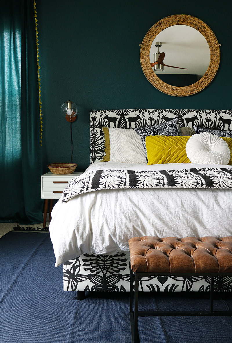 Home decor bedroom styling inspiration