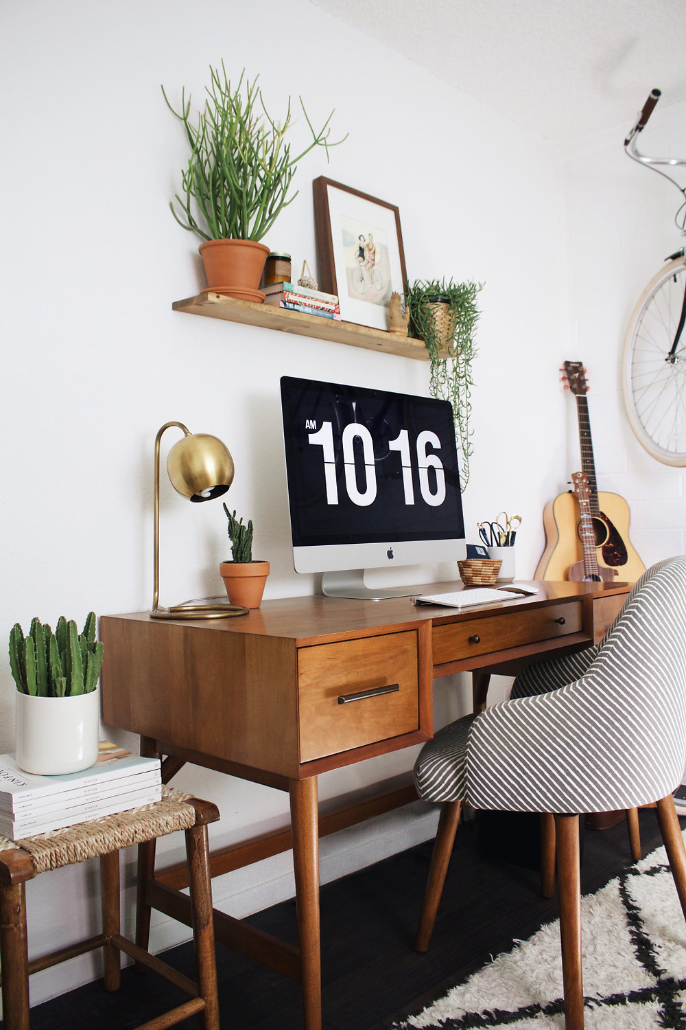 home office decor, styling and decorating my new office ideas