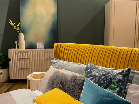 HOME DECOR : DREAMY BEDROOM STYLE