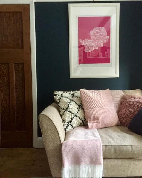 boho home decor, bohemian home accessories , bohemian cushions