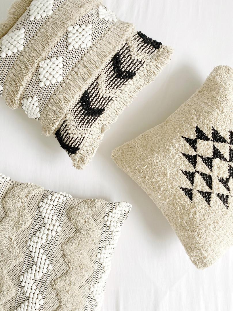 Bohmeian Cushions