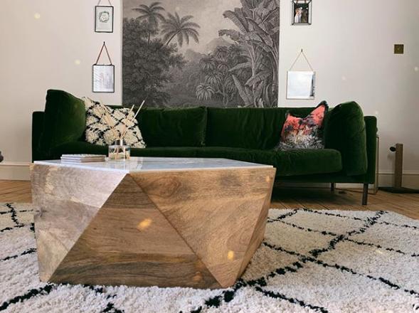 bohemian home decor , boho cushions