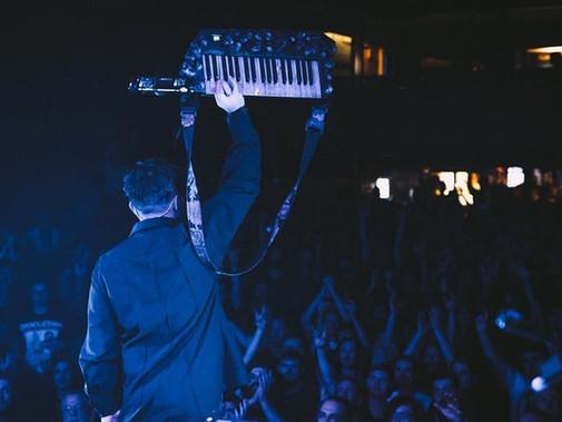 Ossuary on stage