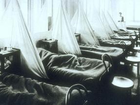 Quan Montblanc va patir la grip