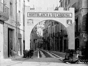 El cardenal de Montblanc