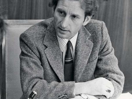 Nachruf: Prof. Dr. Thierry Alfred Freyvogel-Jenny