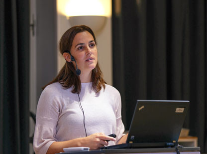 2018: Stella Hartinger-Peña