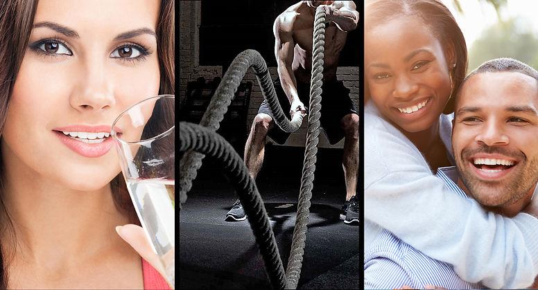 trusii H2 - Drinking H2 water