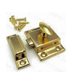 Brass Cabinet Door Latch