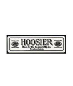 "Laminate Hoosier Saves Steps Label 3 1/4"" wide x 3/4"" High"