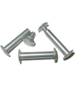"""Aluminum Screw Post-1"""""""