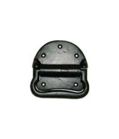 Black Cast Iron Chest Handle