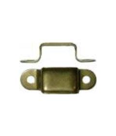 """Brass Small Trunk Handle Loop-1-7/8""""L x 5/8""""W"""