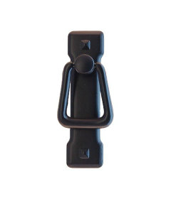 Oil Rubbed Bronze Small Vertical Mission Bail Pull