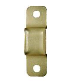 "Brass Plated Stamped Steel Trunk Handle Loop 1-15/16""long x 5/8""wide"